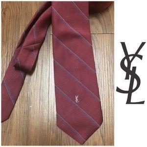 YSL necktie